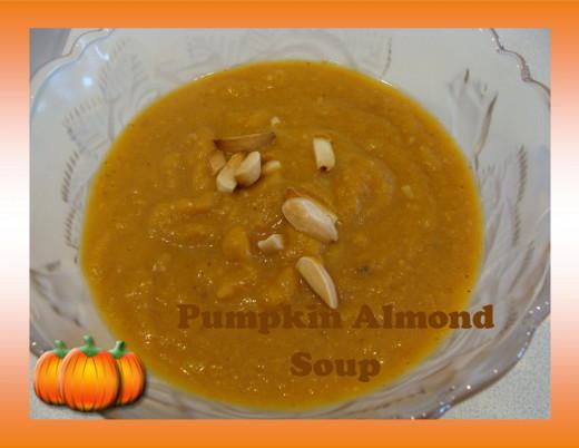 Delicious fall soup.