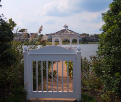 Do you have a gazebo on your property?
