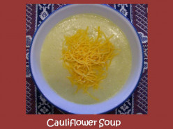 Cauliflower Soup Recipe:  Simple and Delicious