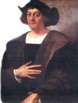 Columbus didn't quite discover what he thought he found.