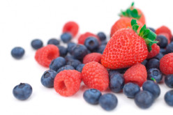 Meet the Berries: Straw, Blue and Rasp