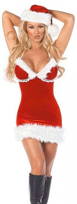 Jingle Bells Christmas Dress