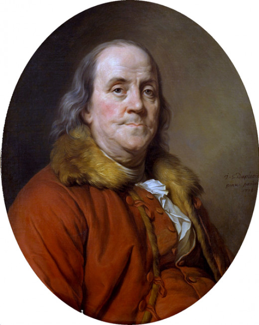 Benjamin Franklin: Impressed by Confederacy