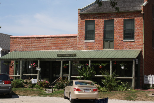 Bentonsport General Store