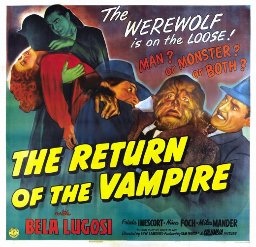 The Return of the Vampire (1944)