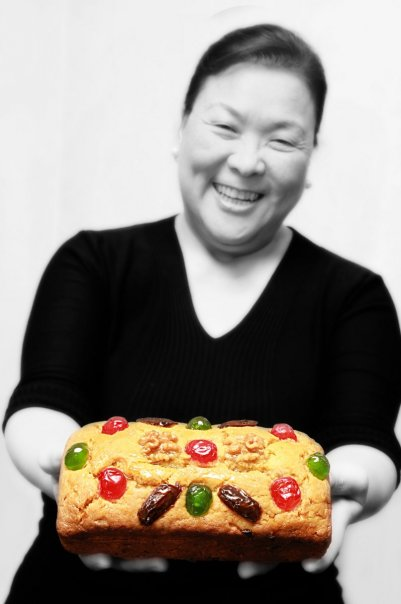 The Fruitcake Lady of the Philippines