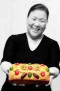 Ju.D Lao's Fruitcake Reminds Me of Truman Capote