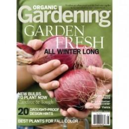 organic gardening magazines