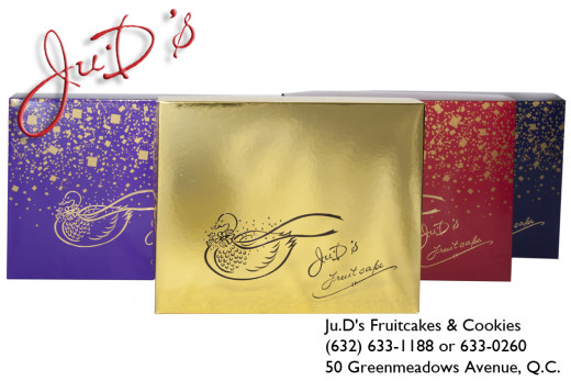 Ju.D designed her own packaging