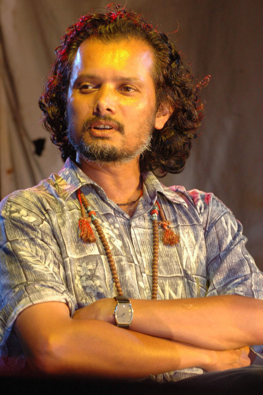 Sunil Pokharel, Artistic Director of Aarohan Theater Group