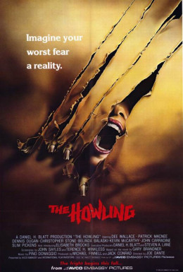 The Howling (1981) poster