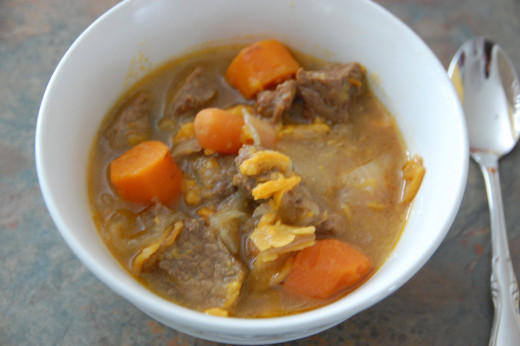 how to make stew slow cooker