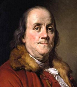 Bits of Wisdom from Benjamin Franklin
