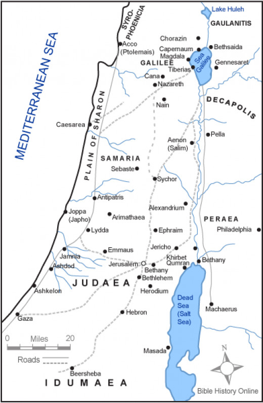 Israel in the Time of Jesus
