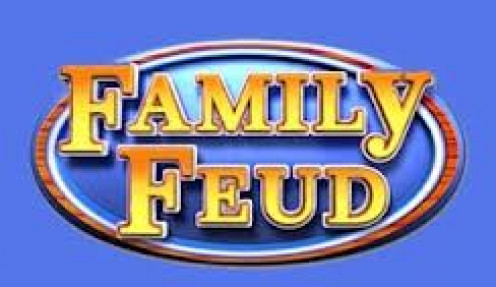 Family Feud has been hosted by several people during it's stint on television. Also, video games have been made based on the show.