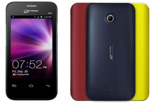 Micromax A56 Ninja 2 Superfone Android