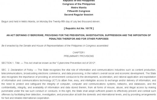 Photo Credit: http://www.gov.ph/2012/09/12/republic-act-no-10175/ (Using Capture-a-Screenshot)