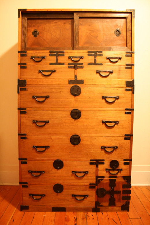 This was the Cabinet That Bill Built! with that Dude
