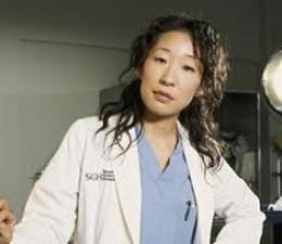 Dr. Cristina Yang (Sandra Oh)