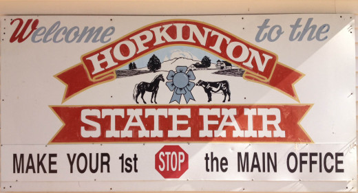 One of the most , if not the most, celebrated fairs in the state. Each year crowds gather from all over New England to eat fair food and see the sites.