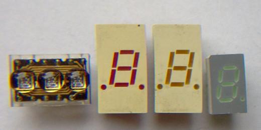 Alphanumeric Led Displays
