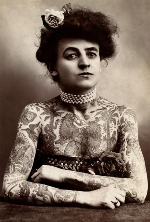Mrs. Stevens Wagner 1907