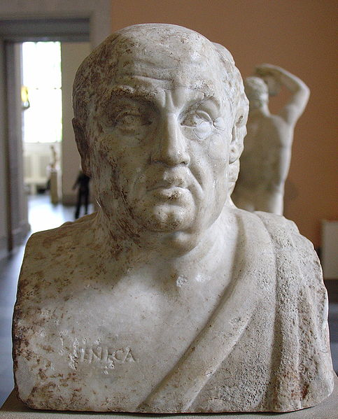 If you are unsure about my arguments concerning the everyday rampant misuse of time, don't just take it from me! Ask Seneca!