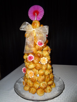 How to Make Croquembouche - Step by Step Recipe