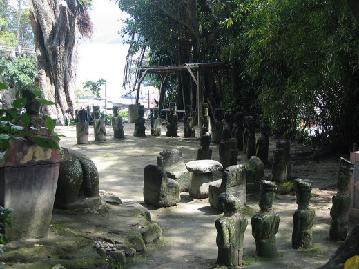 Batak Megalithics.