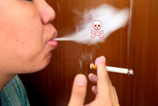 Tobacco, cigarettes and smoking kill !