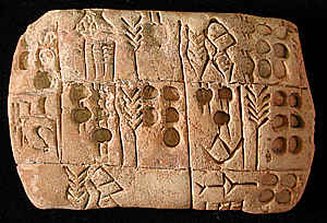 Early writing - on stone tablets and even bones was another means of early communication - people love to communicate with one another, ho w about an alphabet?