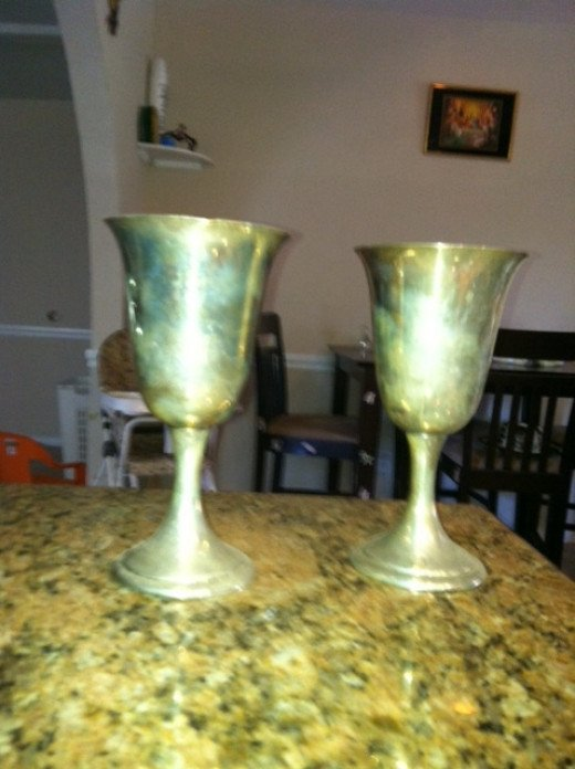 Let the marriage chalices never be seperated.
