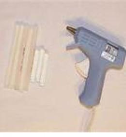 hot glue