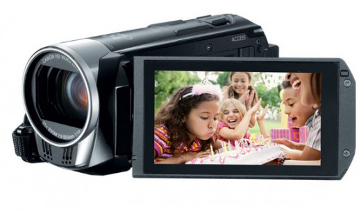 Best Camcorders under $300 Canon Vixia HF R300