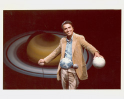 A moment in time: Carl Sagan