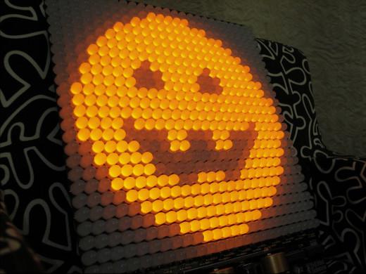 Halloween led Display