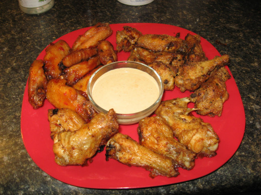 Hot Wings Recipes