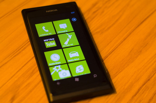 The Nokia Lumia 610 one of the cheaper options for those looking for a good smart phone.