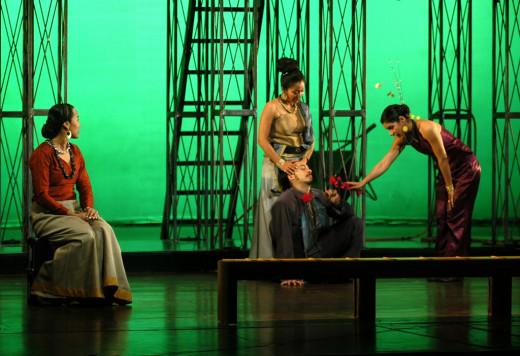India: John Gabriel Borkman, written by Henrik Ibsen directed by Dr. Anuradha Kapur