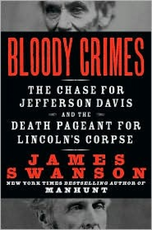 Bloody Crimes by James Swanson