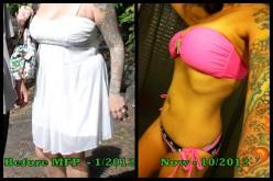 Bye-Bye Fat, Hello My Fitness Pal!!!