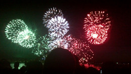 Fireworks excellence is never an easy task