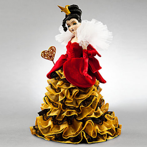 Queen of Hearts from Walt Disney's Alice In Wonderland.