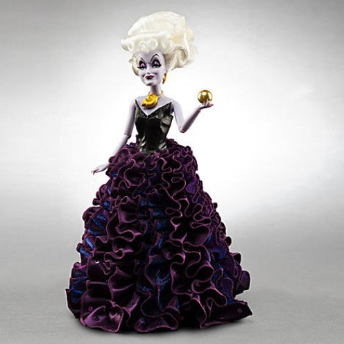 Ursula the Sea Witch from Disney's Little Mermaid