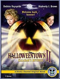 9.Halloweentown 2 (TV) 2001 USA Colour Disney