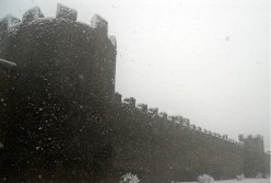 The Wretched Castle Walls - A Short Story