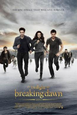 Twilight Saga: Breaking Dawn p.2 (2012) poster