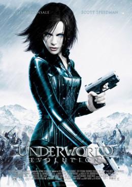 Underworld: Evolution (2006) poster