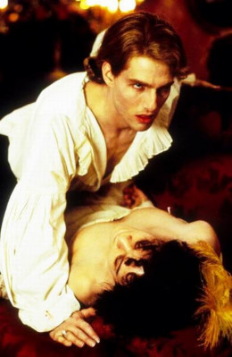 Tom Cruise in Interview With the Vampire (1994)