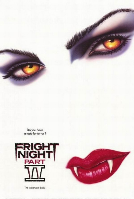 Fright Night 2 (1988) poster
